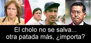 Peru:  los problemas no son científicos ni técnicos, son sus POLÍTICOS